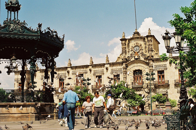 Guadalajara là mảnh đất hòa trộn của nét đẹp cổ kính và hiện đại.