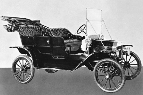15 mẫu xế hộp song hành cùng lịch sử hiện đại nước Mỹ - 1