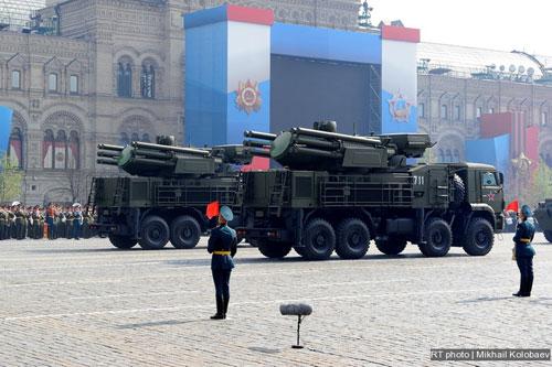 Vũ khí khủng trong lễ duyệt binh của Nga - 4