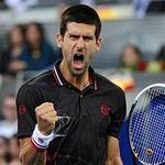 Thể thao - Thắng nhọc, Djokovic đổ lỗi cho mặt sân