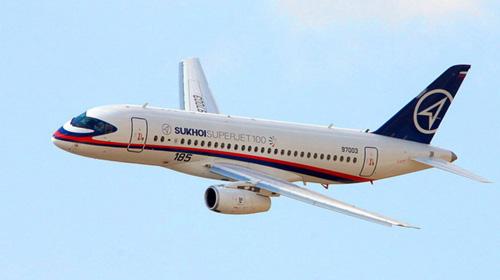 Máy bay Nga chở 46 người mất tích ở Indonesia - 1