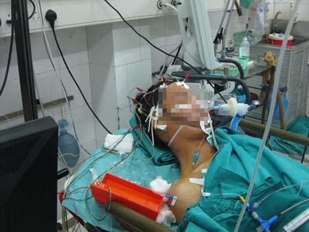 1 người chết não cứu sống 6 người - 1