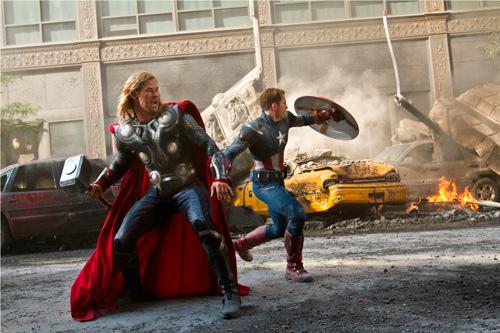 The Avengers có phần 2 - 1