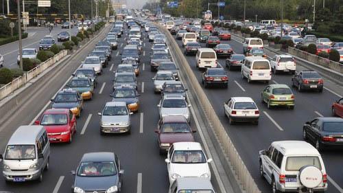 Honda phát triển công nghệ giúp giảm tắc đường - 1