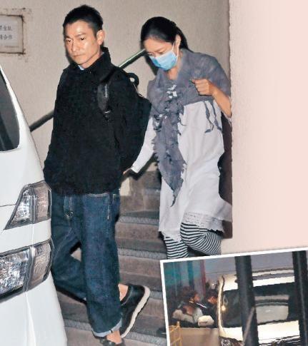 Vợ Lưu Đức Hoa đã sinh con gái - 2