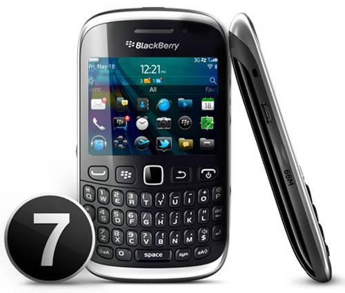 BlackBerry Curve 9320 trình làng - 1