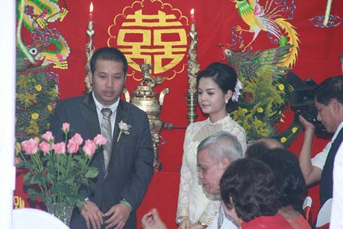 Phạm Quỳnh Anh e ấp làm cô dâu - 4