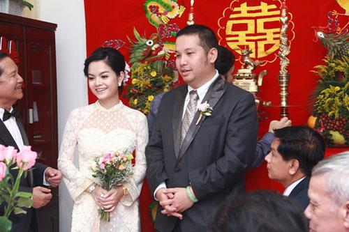 Phạm Quỳnh Anh e ấp làm cô dâu - 8