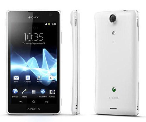 Sony trình làng Xperia GX và Xperia SX LTE - 2