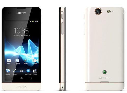Sony trình làng Xperia GX và Xperia SX LTE - 4