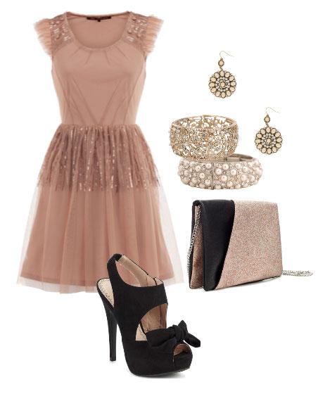 Mặc đẹp với váy áo peplum - 11
