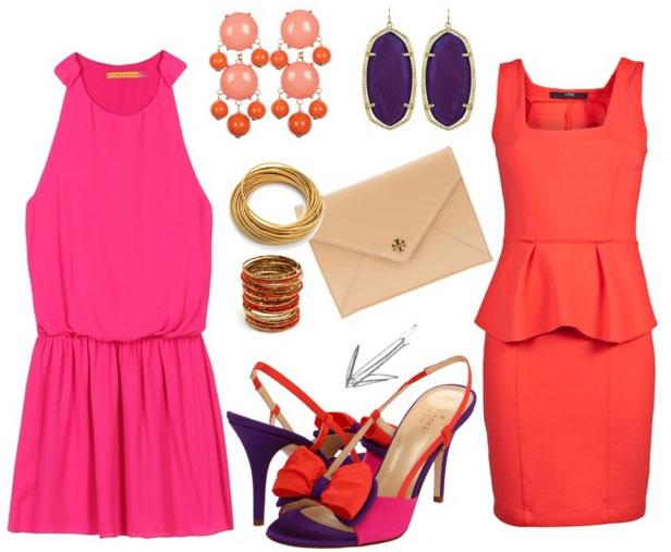 Mặc đẹp với váy áo peplum - 10