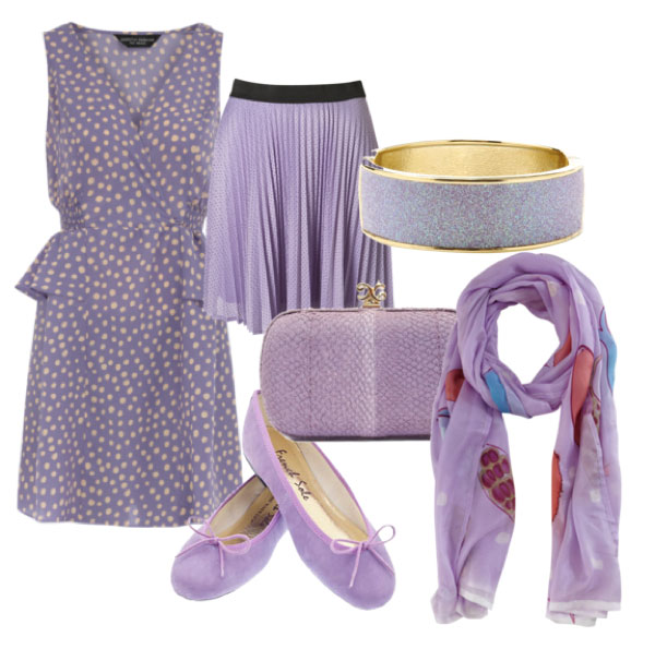 Mặc đẹp với váy áo peplum - 12