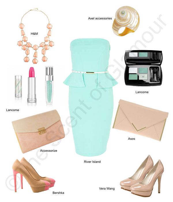 Mặc đẹp với váy áo peplum - 15