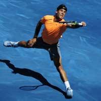 Nadal - Verdasco: Chiến thắng khó tin (Video tennis, vòng 3 Madrid Masters)