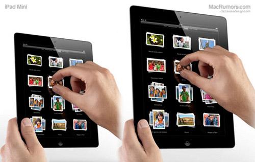 iPad Mini sẽ có giá từ 4 đến 5 triệu đồng - 1