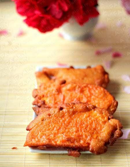 Cách làm bánh khoai giòn ngon thơm lừng - 8