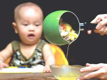 Nước hầm xương có đảm bảo dinh dưỡng cho trẻ? - 1