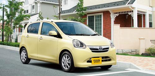 Toyota Pixis Epoch xe giá rẻ dưới 10.000 USD - 1