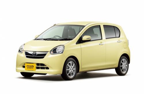 Toyota Pixis Epoch xe giá rẻ dưới 10.000 USD - 2