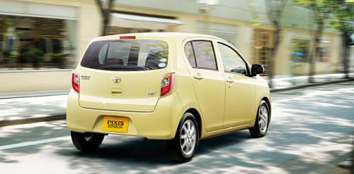 Toyota Pixis Epoch xe giá rẻ dưới 10.000 USD - 3