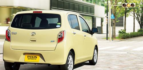 Toyota Pixis Epoch xe giá rẻ dưới 10.000 USD - 4