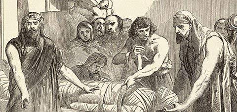 Ghê rợn tục ăn thịt người để chữa bệnh - 1