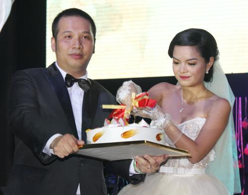 Độc, lạ đám cưới Quỳnh Anh - 7
