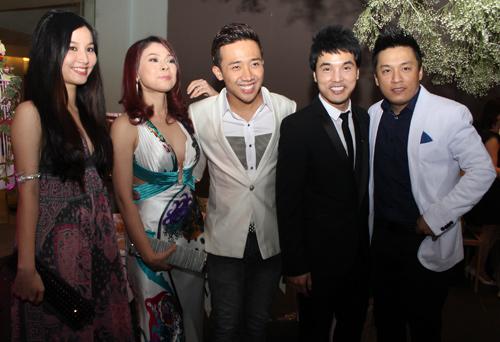 Độc, lạ đám cưới Quỳnh Anh - 13