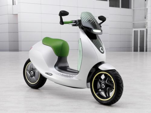 Xế điện Smart Escooter sắp ra mắt - 1
