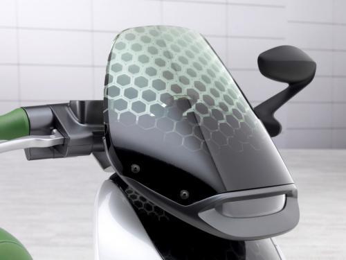Xế điện Smart Escooter sắp ra mắt - 4