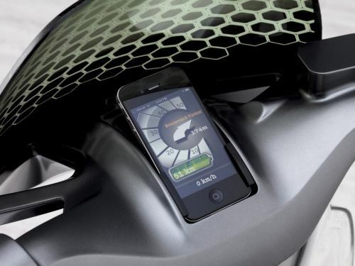 Xế điện Smart Escooter sắp ra mắt - 5