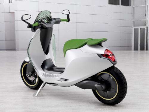 Xế điện Smart Escooter sắp ra mắt - 9