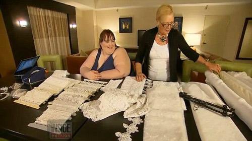Cô dâu béo nhất thế giới - 4