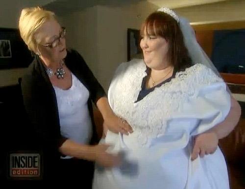 Cô dâu béo nhất thế giới - 5
