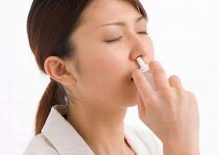 Lạm dụng thuốc nhỏ mũi coi chừng tai biến - 1