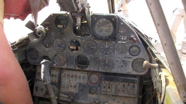 Gặp nạn 70 năm trước, máy bay vẫn nguyên vẹn - 3