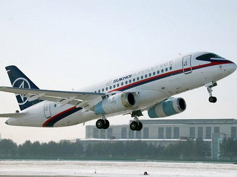 Clip mô phỏng tai nạn của Sukhoi - 1