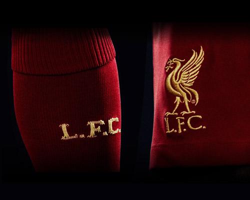 """Liverpool quảng cáo áo đấu """"phù thủy"""" - 9"""