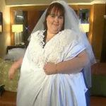 Phi thường - kỳ quặc - Cô dâu béo nhất thế giới