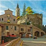 Du lịch - Apricale: Thị trấn trung cổ Italia