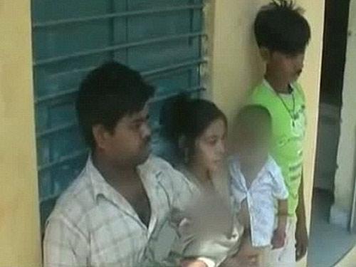 Ấn Độ: Kinh hoàng cha chôn sống con gái - 1