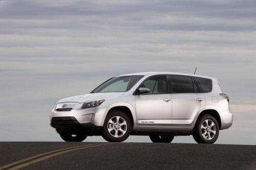 RAV4 EV 2012 – Xe đa dụng không dùng xăng - 3
