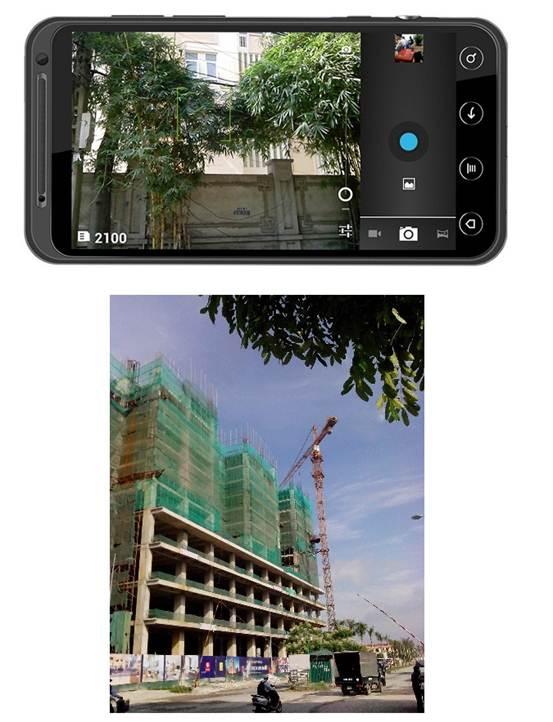Chụp ảnh 8 'chấm' cực đẹp với smartphone Revo giá rẻ - 4