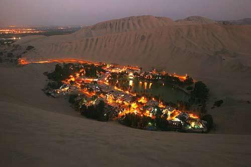 Những hình ảnh sa mạc đẹp lạ - 3