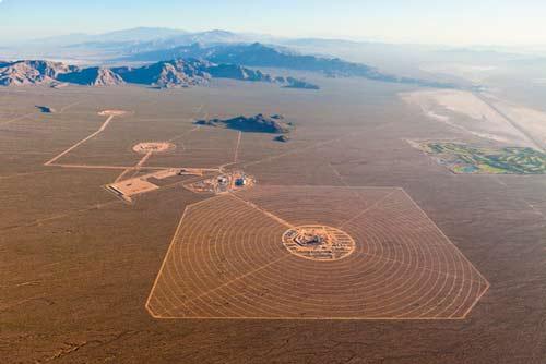 Những hình ảnh sa mạc đẹp lạ - 13
