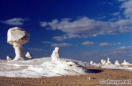 Tuyệt tác sa mạc trắng từ thiên nhiên - 5