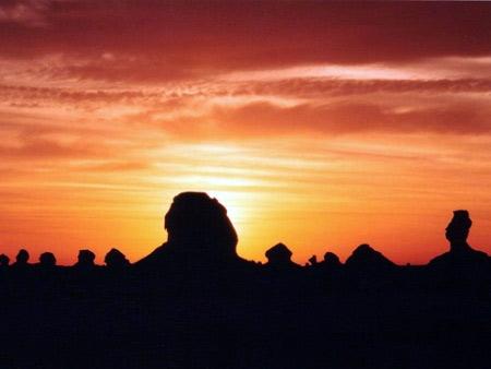 Tuyệt tác sa mạc trắng từ thiên nhiên - 11