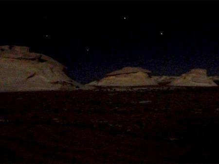 Tuyệt tác sa mạc trắng từ thiên nhiên - 13