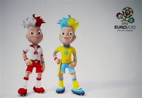 Công bố linh vật Euro 2012 - 1